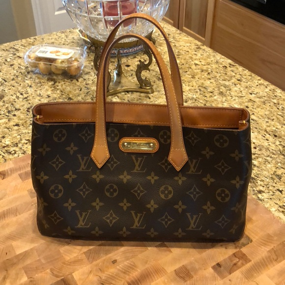 6b49cda1a931 Louis Vuitton Handbags - Louis Vuitton Monogram Wilshire PM
